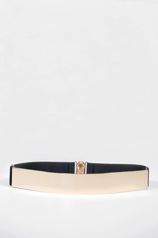 Gold Plated Belt