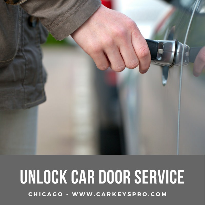 unlock car door service