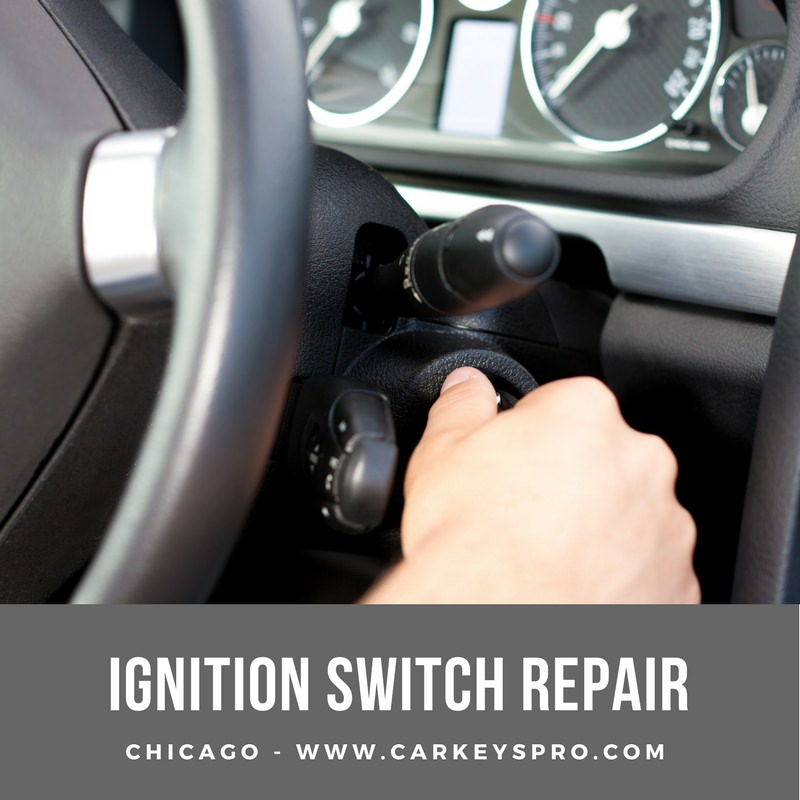 ignition switch repair chicago