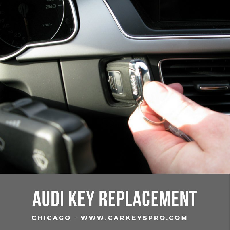 audi assist car keys