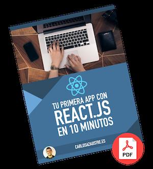 Crea tu primera App con React en 10 minutos