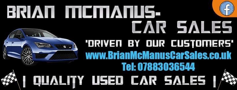 Brian McManus Car Sales, Dungiven