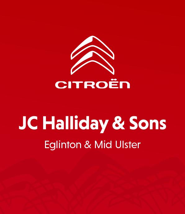 JC Halliday & Sons Eglinton, Eglinton