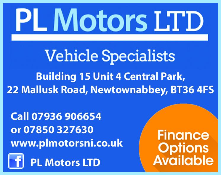 PL Motors NI, Newtownabbey