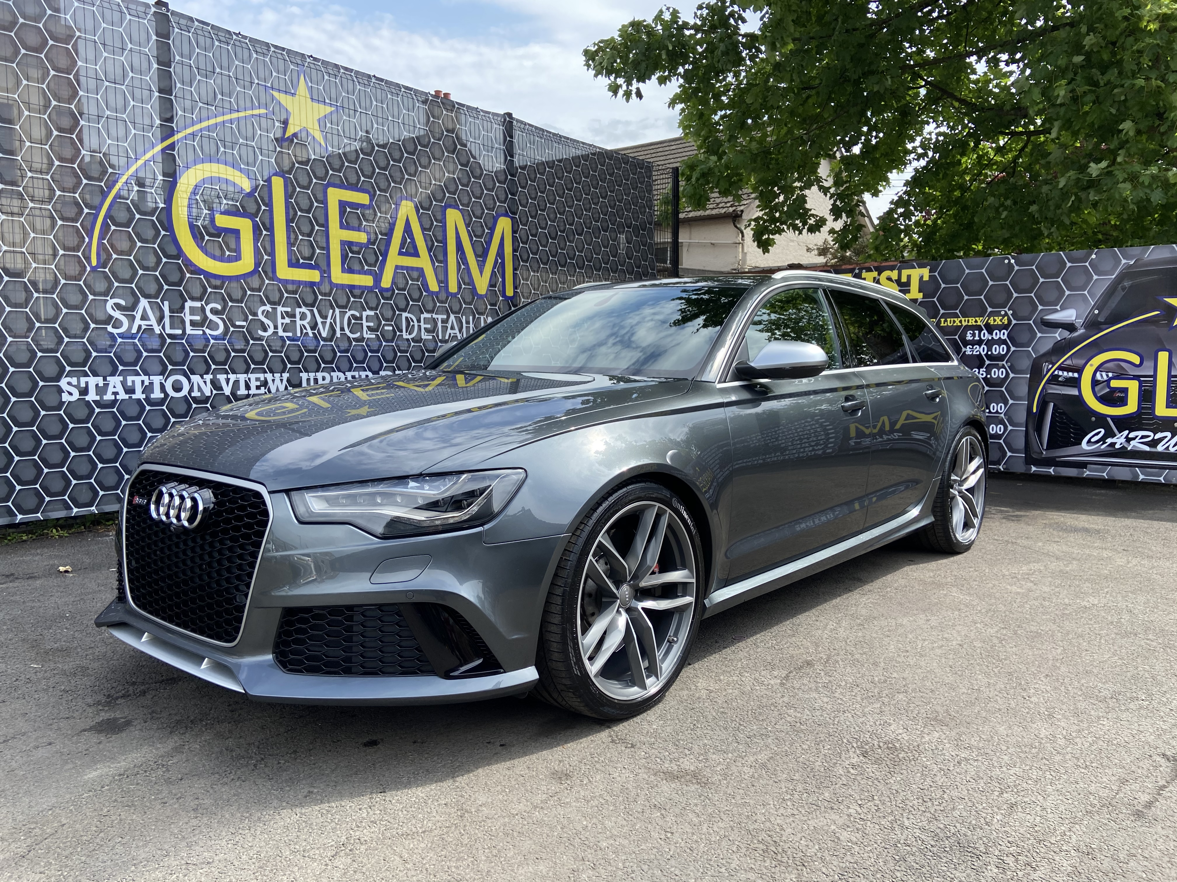 Gleam Auto Centre, Belfast