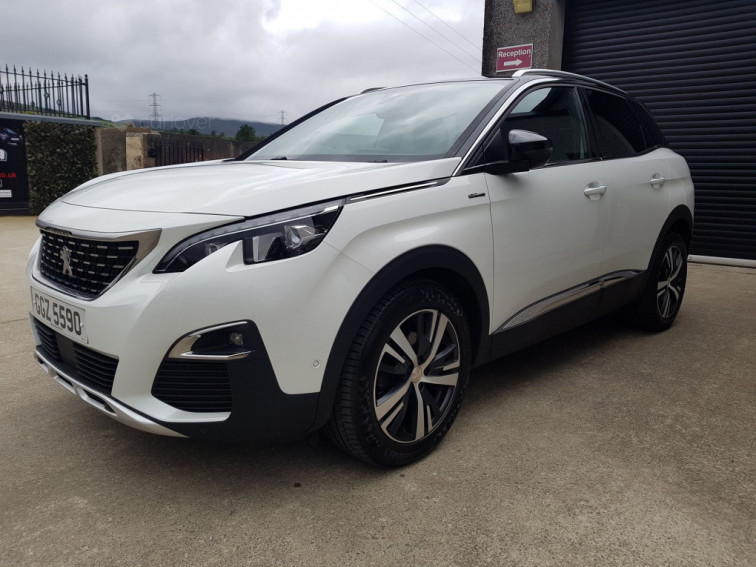 2017 Peugeot 3008 Crossover