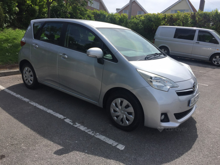 2013 Toyota Verso S