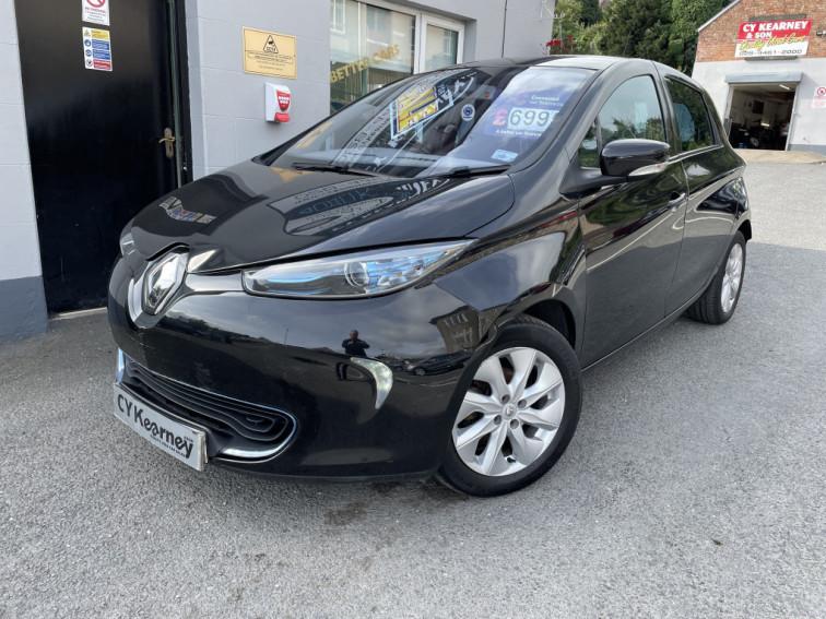 2014 Renault Zoe