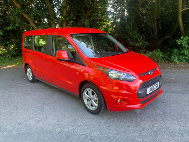 2021 Ford Tourneo Custom