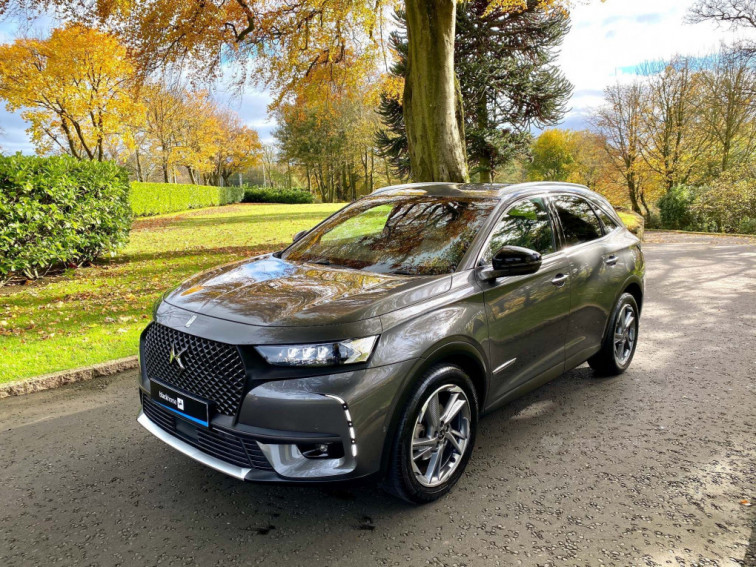 2020 DS DS 7 Crossback