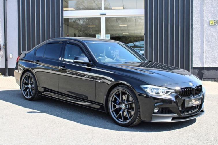 2016 BMW 3 Series 3.0 335D XDRIVE M SPORT 4d 308 BHP