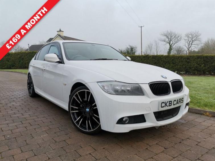 2011 BMW 3 Series 2.0 320D M SPORT 4d 181 BHP upgrade alloys