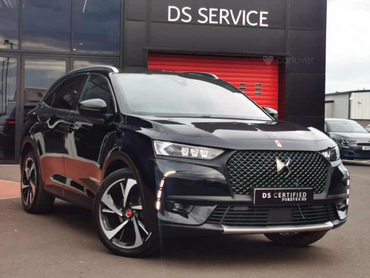 2020 DS DS 7 Crossback 2.0 BlueHDi Performance Line Crossback EAT8 (s/s) 5dr