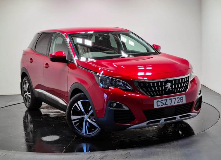2018 Peugeot 3008 SUV Allure