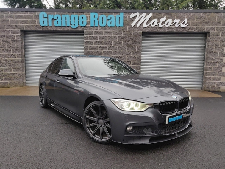 2014 BMW 3 Series 320d M Sport Saloon