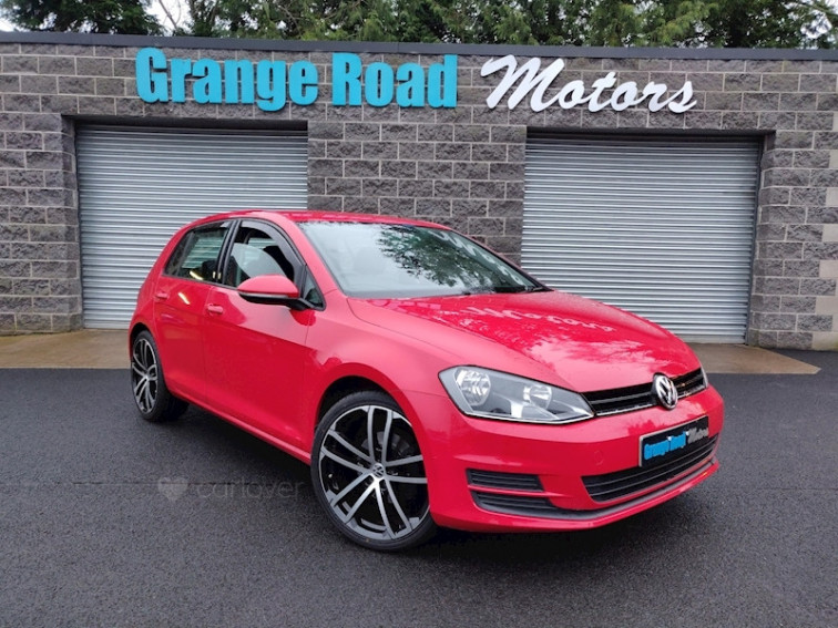 2013 Volkswagen Golf S