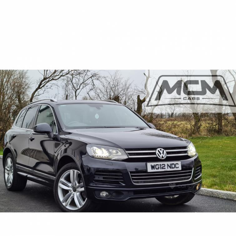 2012 Volkswagen Touareg Altitude 3.0TD