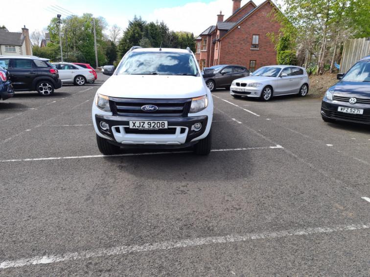 2015 Ford Ranger Wildtrak 3.2TD