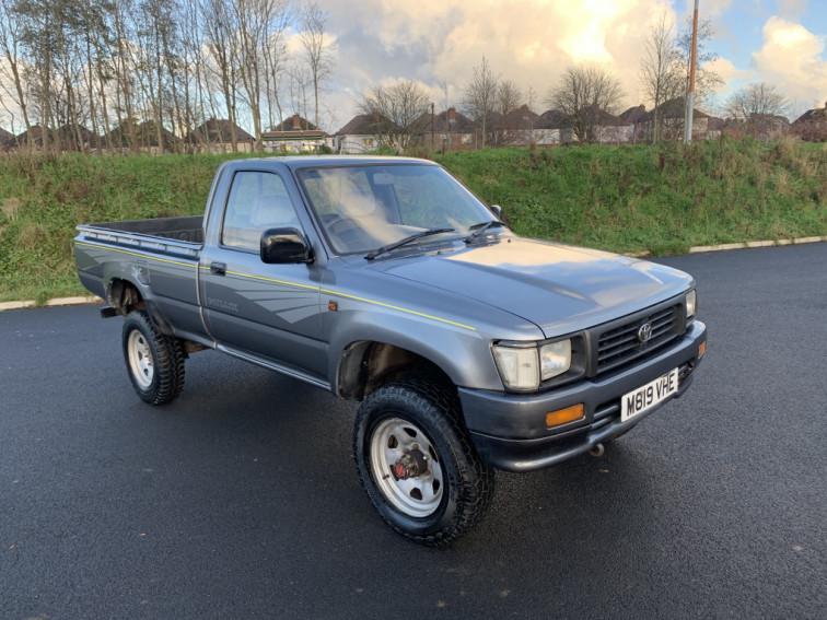 1995 Toyota Hi-Lux