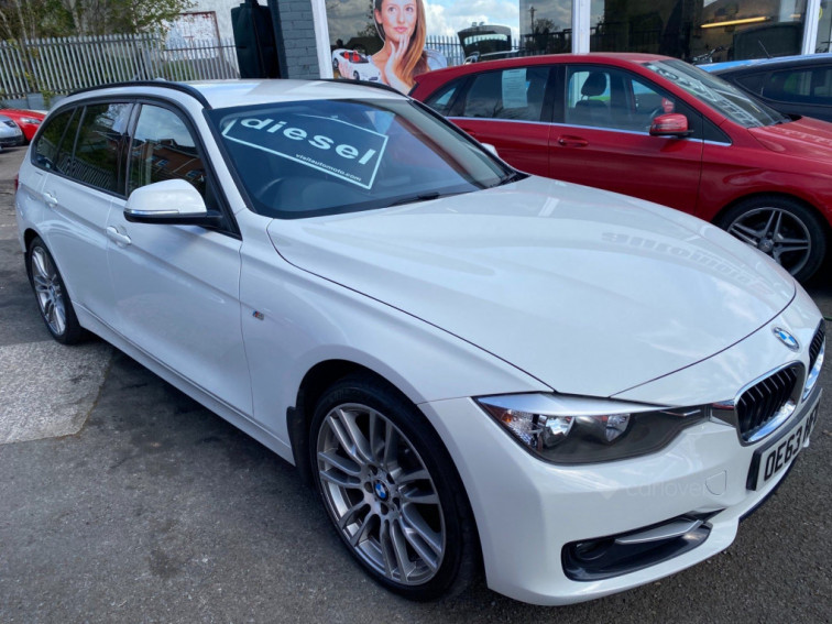 2014 BMW 3 Series 2.0 320d Sport Touring xDrive (s/s) 5dr