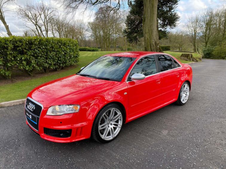 2006 Audi RS4 Saloon