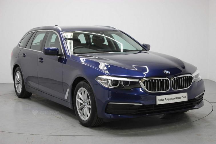 2019 BMW 5 Series G31 520d xDrive SE Touring B47 2.0d