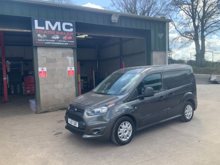 2018 Ford Transit Connect 1.5 200 TREND P/V 100 BHP