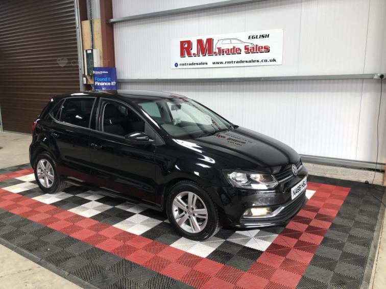 2016 Volkswagen Polo Match 1.4TDI