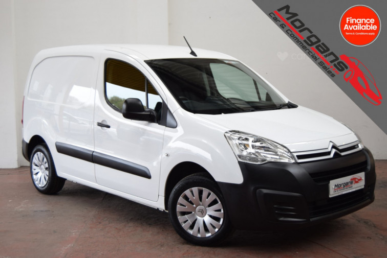 2015 Citroen Berlingo L1625 Enterprise Special Edition 1.6TD (NO VAT)
