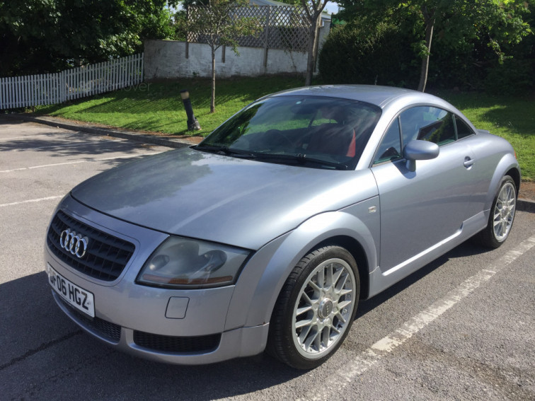 2006 Audi TT Coupe