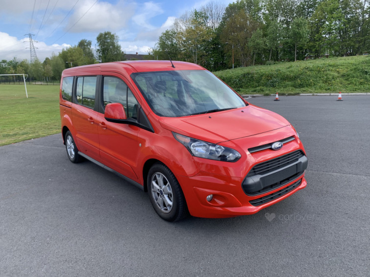 2021 Ford Tourneo Connect