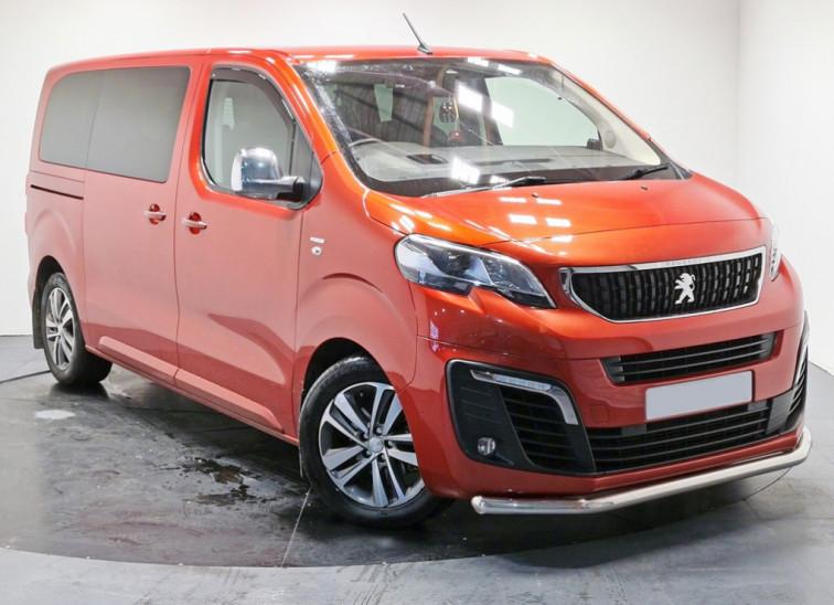2018 Peugeot Traveller Traveller BHDi 180 automatic