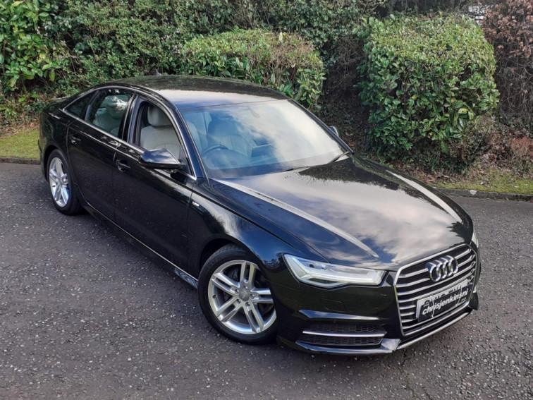 2016 Audi A6 Saloon