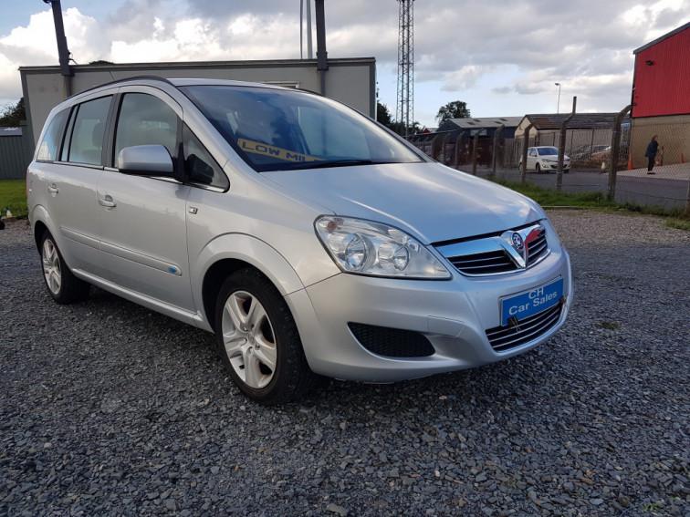 2010 Vauxhall Zafira