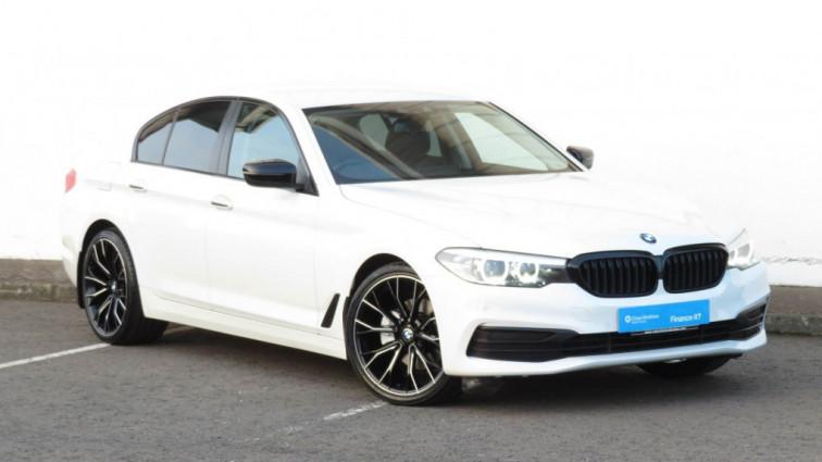 2017 BMW 5 Series 520d SE 4dr Auto