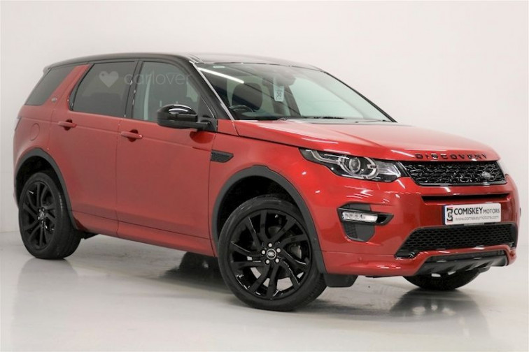 2017 Land Rover Discovery Sport 2.0 TD4 180 HSE Dynamic Luxury Auto [7 Seats]