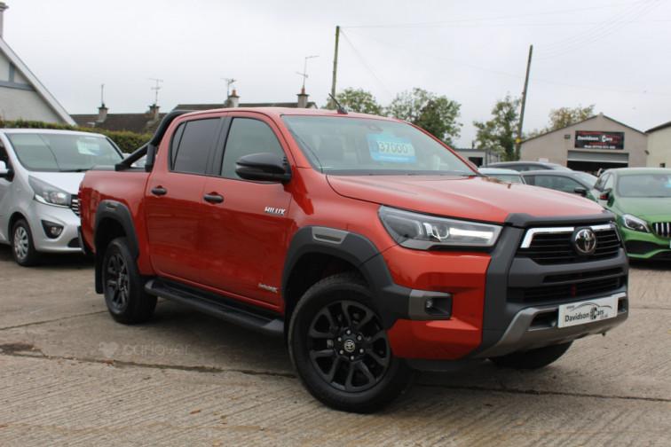 2021 Toyota Hi-Lux