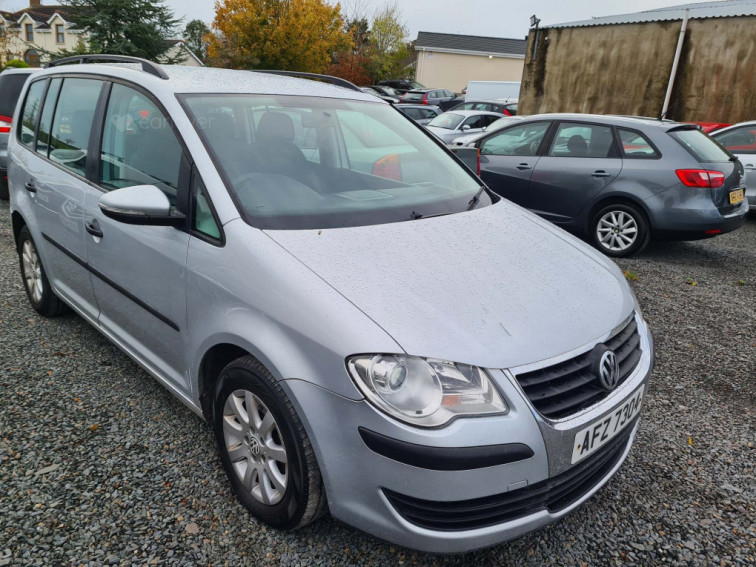 2010 Volkswagen Touran