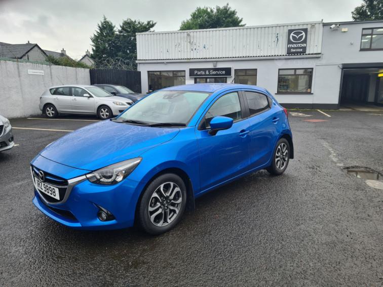 2015 Mazda Mazda2