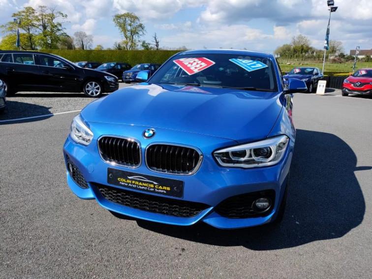2017 BMW 1 Series 118D M SPORT