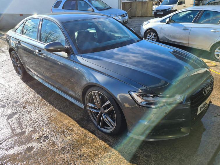 2015 Audi A6 Saloon