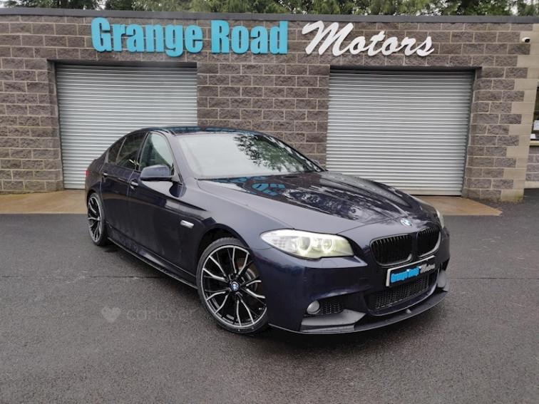 2011 BMW 5 Series 520d M Sport Saloon