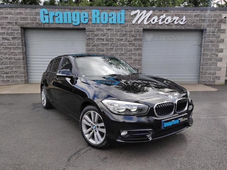 2017 BMW 1 Series 116d Sport