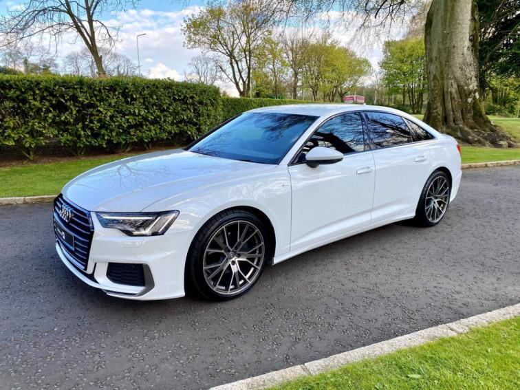 2019 Audi A6 Saloon