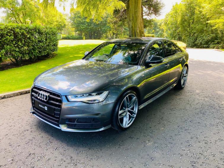 2017 Audi A6 Saloon
