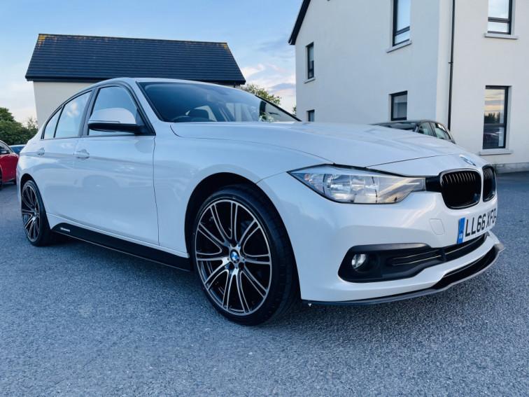 2016 BMW 3 Series 316d SE 2.0TD