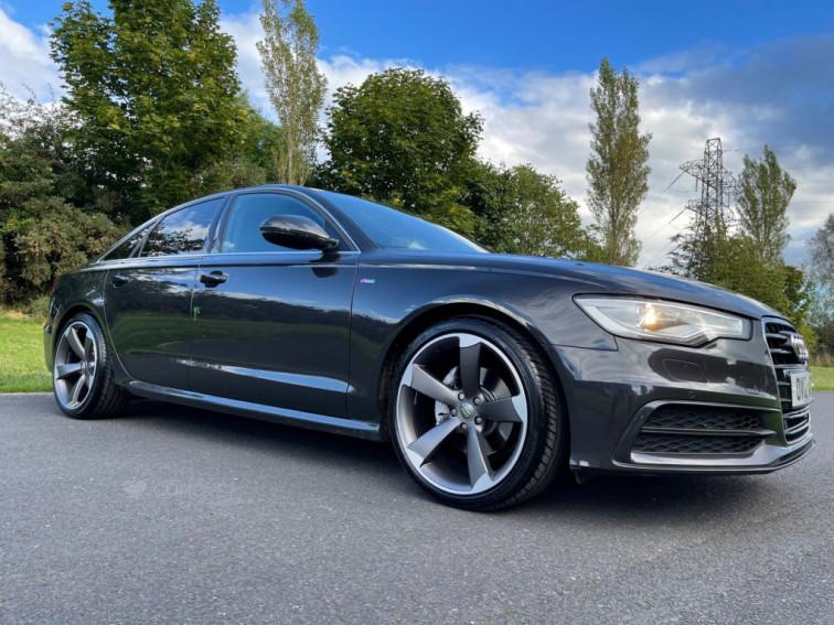 2012 Audi A6 Saloon