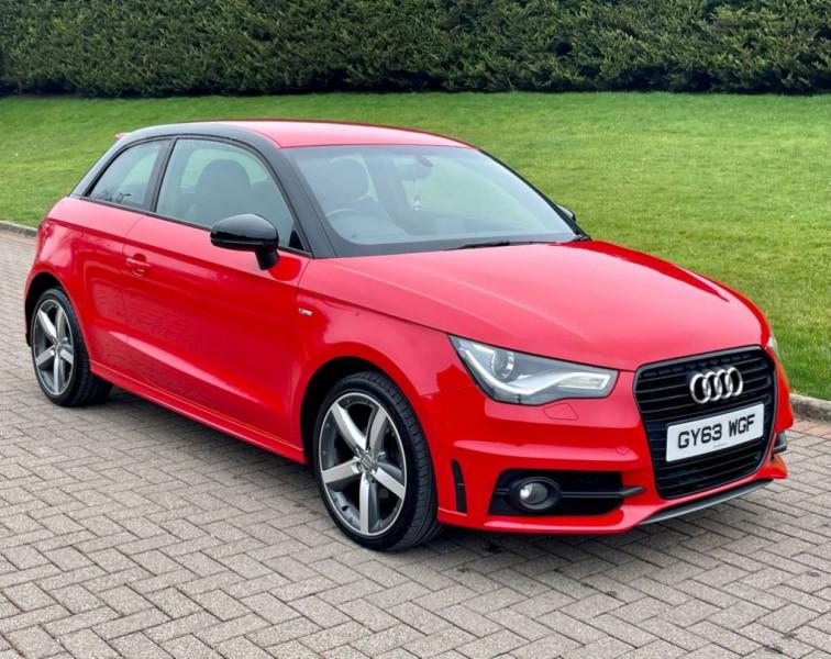 2014 Audi A1 1.6 TDI S LINE STYLE EDITION 3d 103 BHP