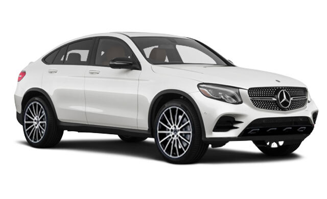 Renting de Mercedes-Benz GLC Coupé