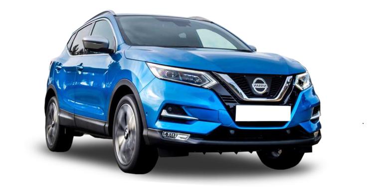Renting de Nissan Qashqai
